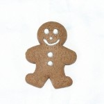 """... Searching for the Gingerbread Man,"""" leaving clues around the school"""