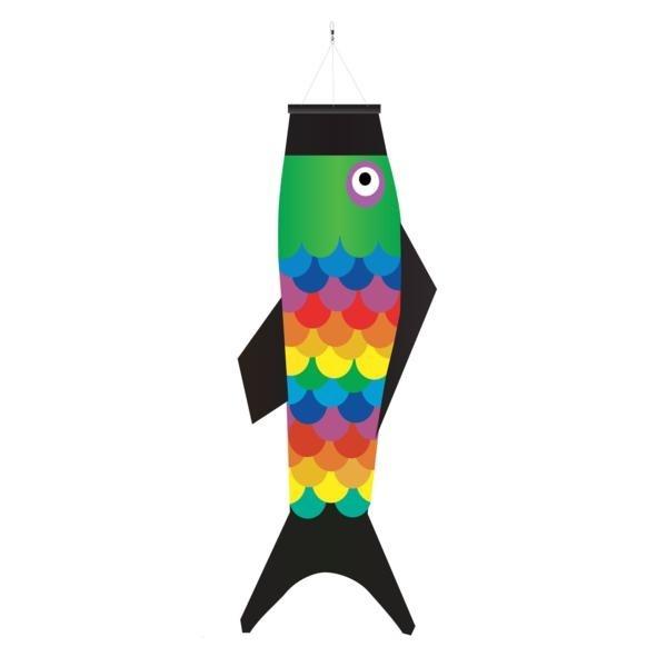 fish windsock crafts pinterest. Black Bedroom Furniture Sets. Home Design Ideas