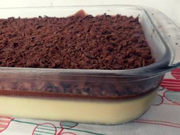Receita de Mousse de maracujá e chocolate - Tudo Gostoso