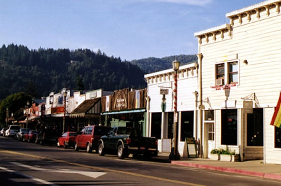 Cute small towns in california for Small towns in southern california