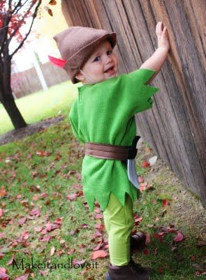 Peter Pan Costume | Make It and Love It