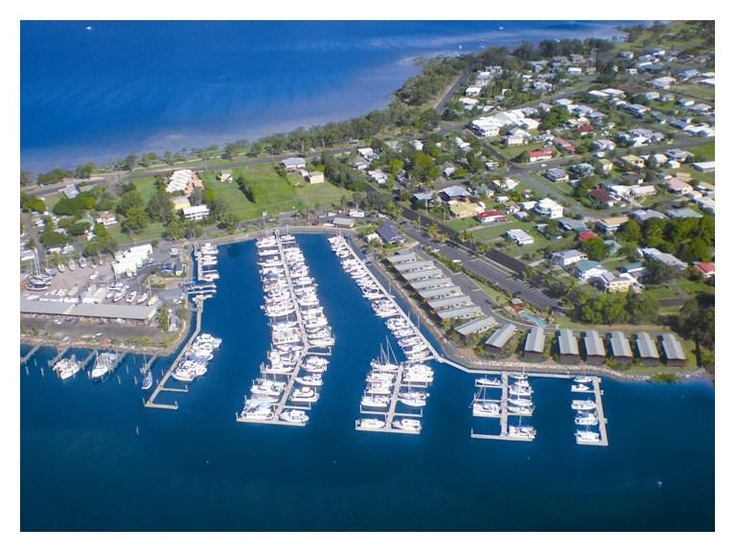 Tin Can Bay Australia  city images : Tin Can Bay Marina | Been there!!! | Pinterest