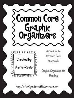 Common Core Graphic Organizers FREE!