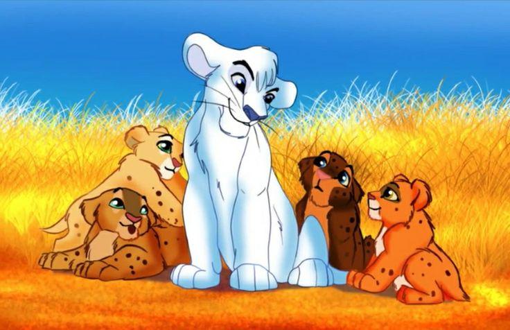 Anime Lion And Cubs Art Stuff Pinterest