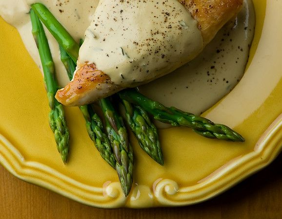 chicken with mustard wine cream sauce- i bet you already have all the ...