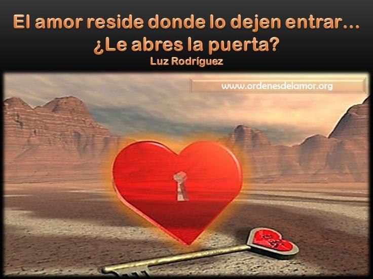 ¿Dónde puedo encontrar el amor? | Luz Rodríguez | Pinterest
