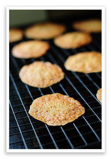 Sweet Benne Wafers Recipe — Dishmaps