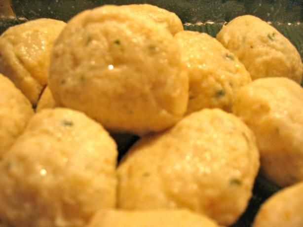 German Potato Dumplings from Food.com: Given to me by a German co ...