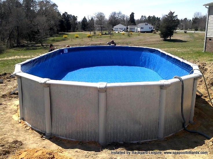 by backyard leisure on hot tubs and pools installed by backyard l