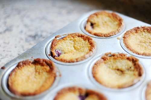 Individual Raspberry Cobblers - The Pioneer Woman