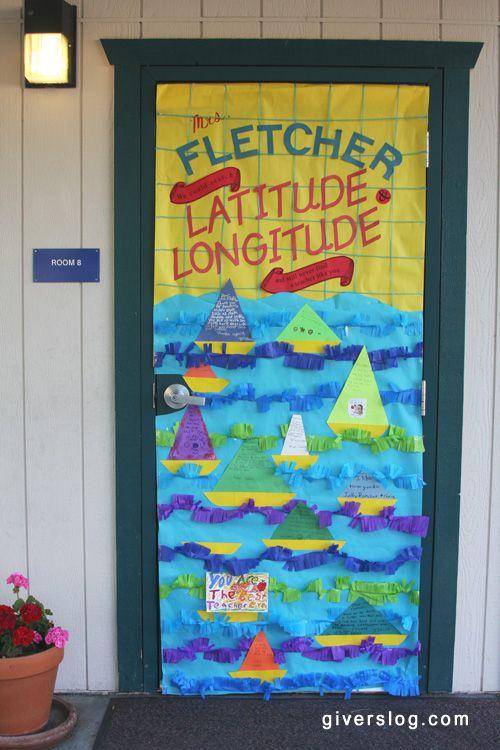 Classroom Decoration On Teachers Day : Teacher appreciation door decoration school days pinterest