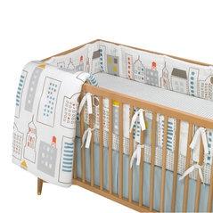 Crib bedding pojille