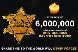 holocaust memorial day ribbon