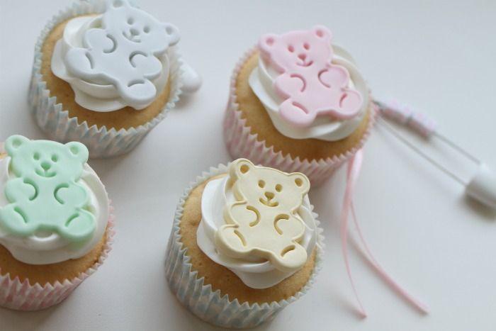 Simple White Lemon Cupcakes | Cupcakes | Pinterest