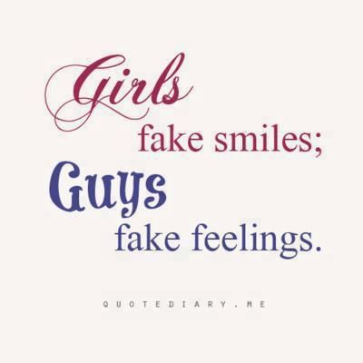 Quotes About Fake Girls. QuotesGram