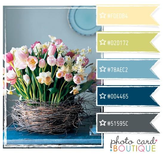 Cool Colors Palette · 3.14.2012