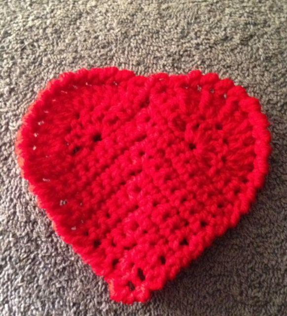 valentine's day knitting patterns free