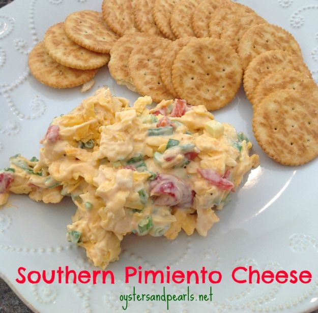pimento cheese spread | Southern Delights | Pinterest