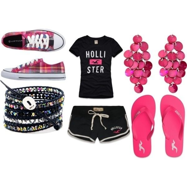 Cute summer hollister outfits