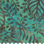 batiks are a favorite quilt backing