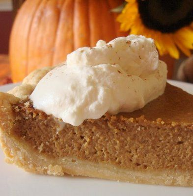 Pumpkin Butterscotch Pie - Thanksgiving pie # 2 picked out.