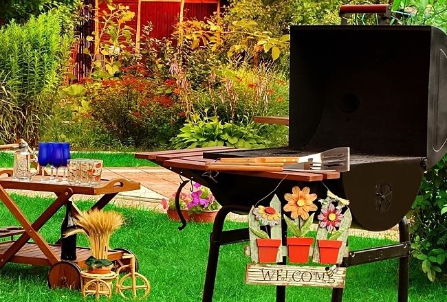 how to design outdoor
