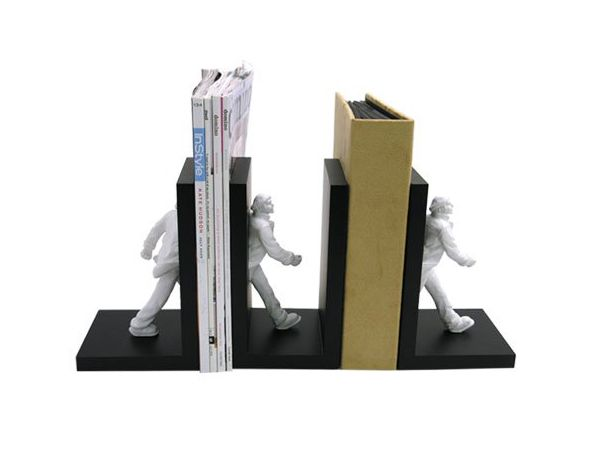 7 Cool Bookend Designs HOME Decor Ideas Pinterest