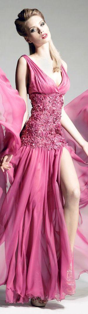 Elegent pink fashion