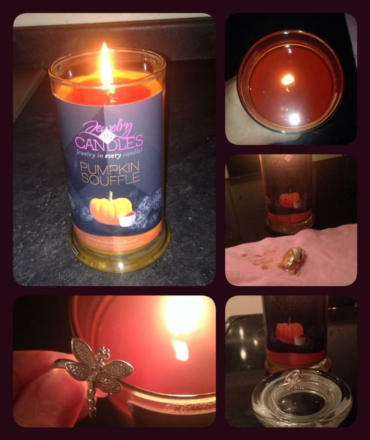 jewelry in candles reveals jewelry in candles reveals