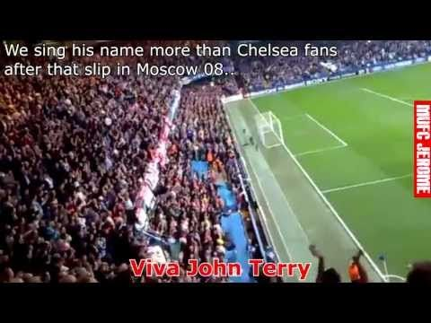 manchester united chants against