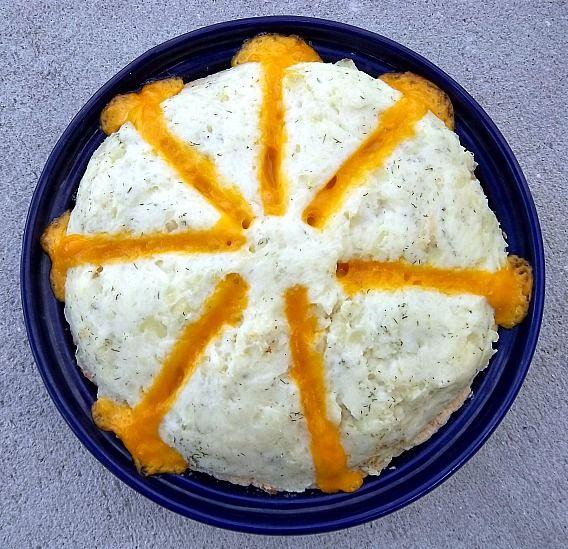 Mashed Potato Pie: Secret Recipe Club | Recipe