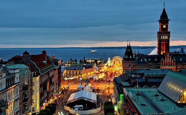 Helsingborg Sweden  city photos : Helsingborg, Sweden   Favorite Places & Spaces   Pinterest
