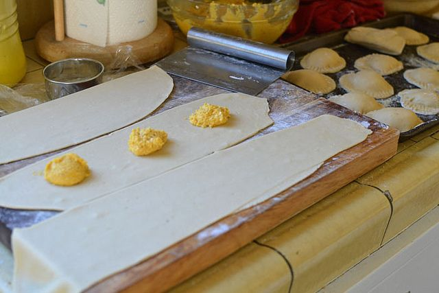 Homemade Pumpkin-Ricotta Ravioli with Brown Butter Walnut Sauce | Rec ...
