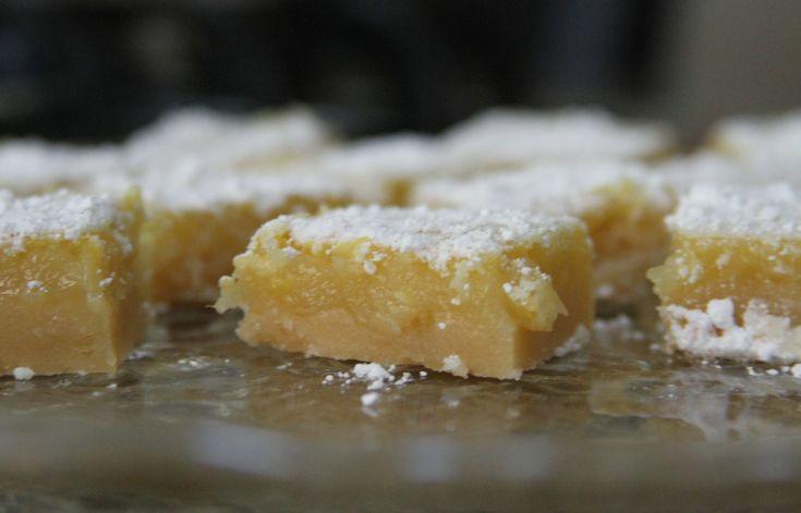 Meyer Lemon Bars | Cookies, brownies, fudges and bars | Pinterest