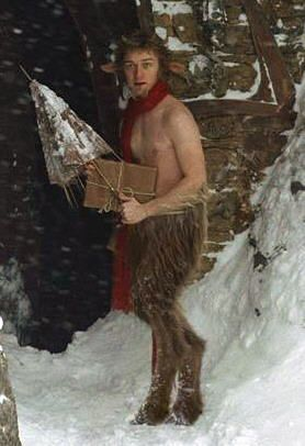 Mr tumnus from the disney version of the lion the witch and the