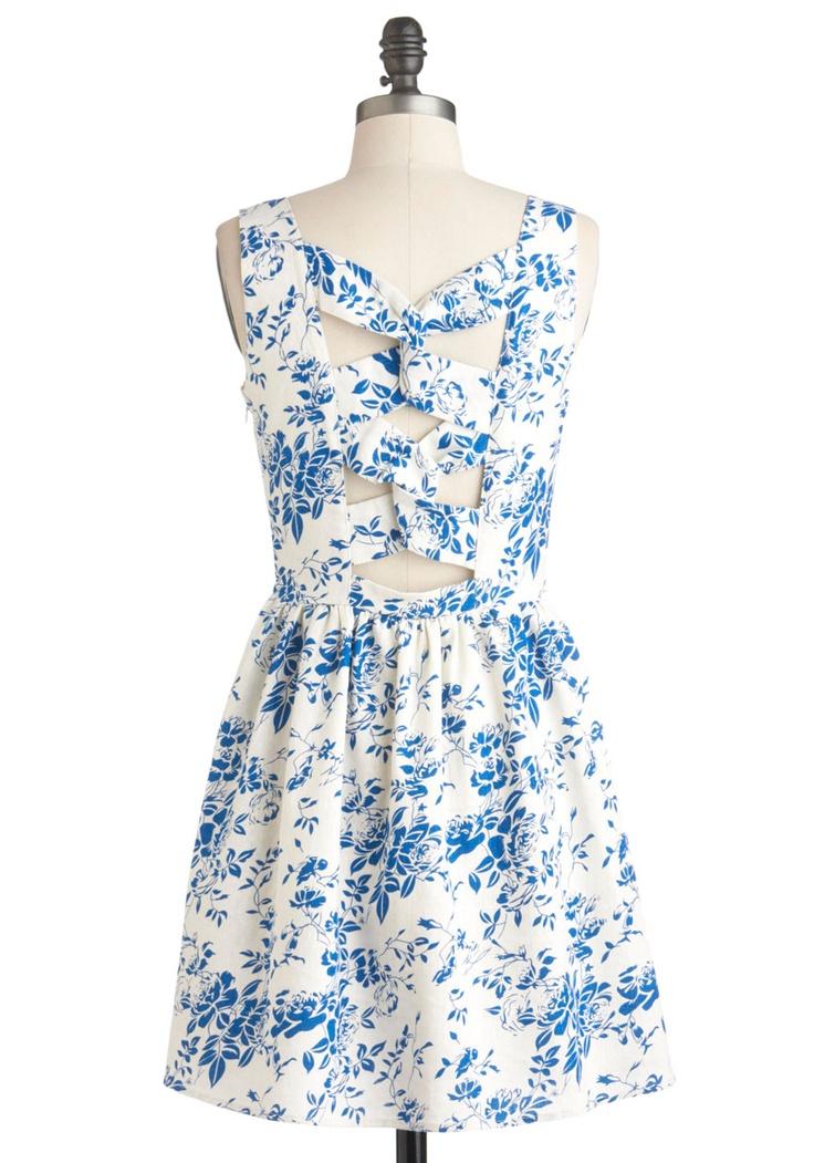 Mix and Intermingle Dress | Mod Retro Vintage Dresses | ModCloth.com