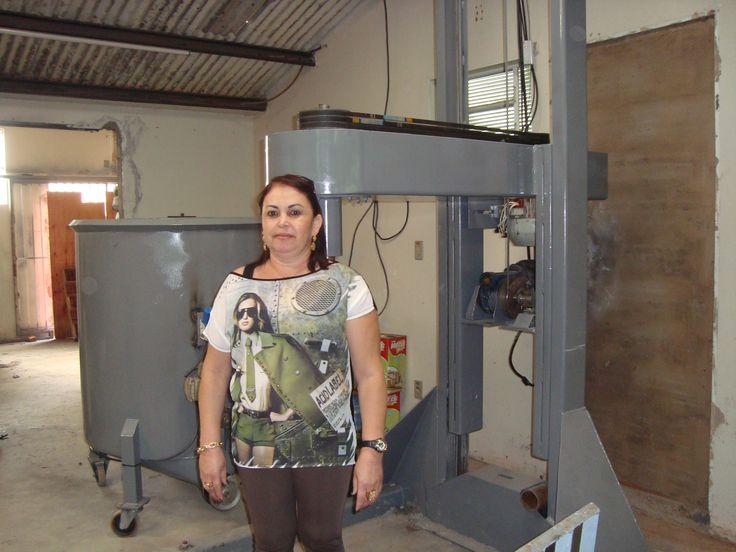 Fábrica de Tintas Clandestina