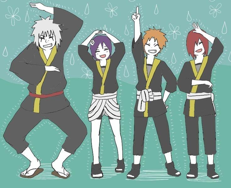 Team Jiraiya | ...