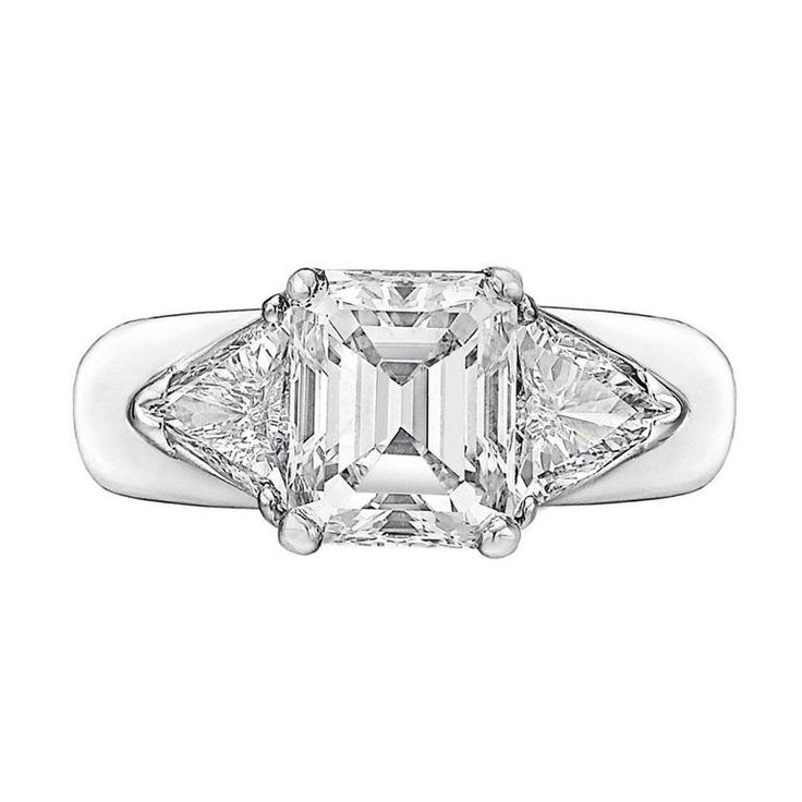 Emerald Cut DiamondsEmerald Cut Diamond 2 Carat