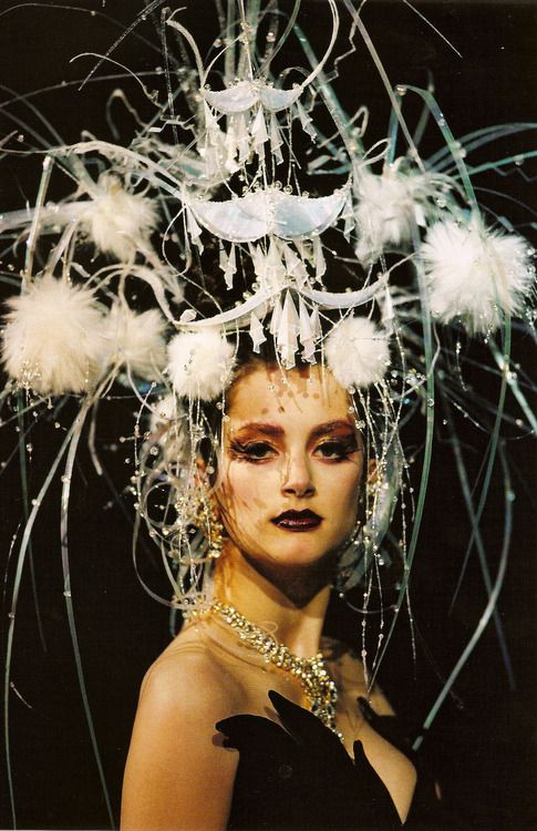 Thierry Mugler Headdress