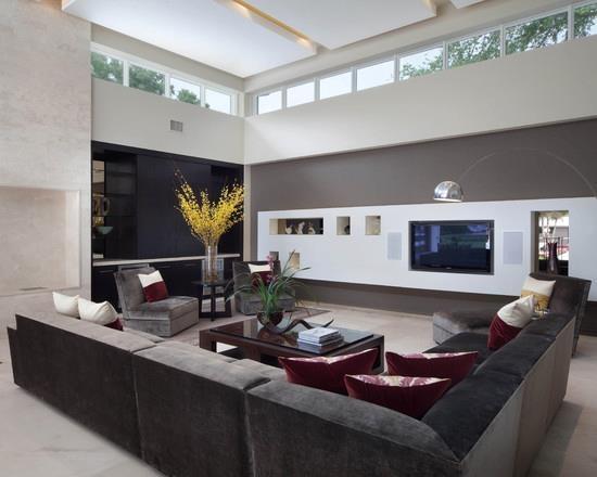 contemporary living room decor ideas pinterest