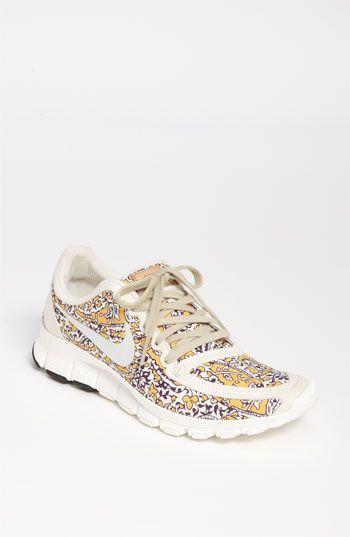 Nike 'Free 5.0 Liberty' Sneaker (Women)  Cuteee!!!!