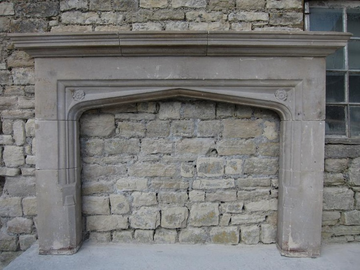 Tudor revival fireplace google search fireplaces for Tudor style fireplace