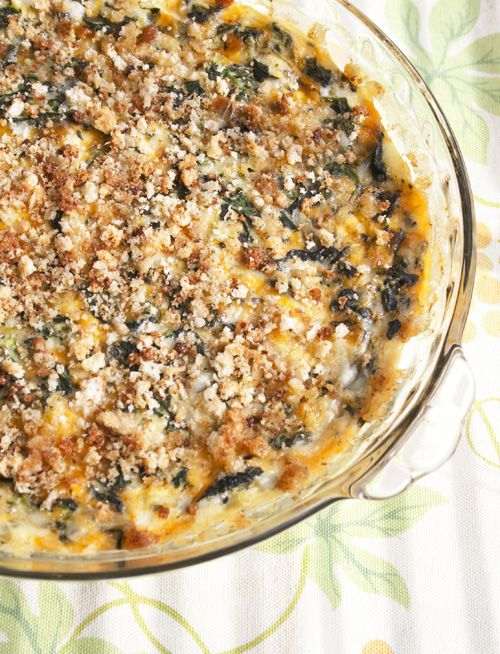 Jessica's Crustless Spinach Quiche http://nancycreative.com/2012/07 ...