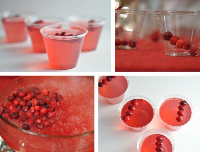Cranberry-Limeade Bubbly | Food | Pinterest