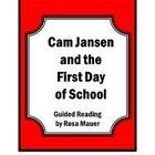 Cam Jansen: Cam Jansen and the First Day of School Mystery by David A ...