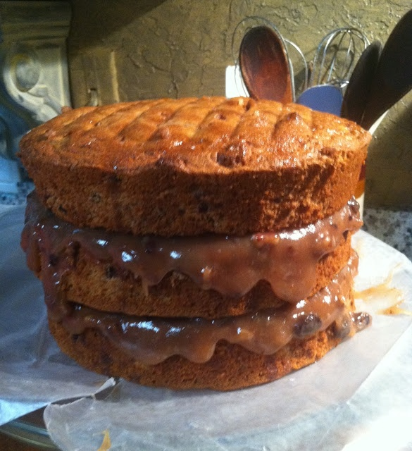 ... fashioned Southern Jam Cake with Cooked Filling and Easy Caramel Icing