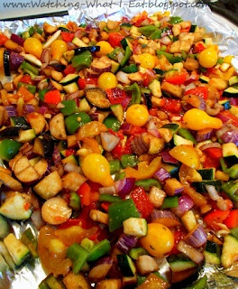 oven roasted vegetables   Side dishes....   Pinterest