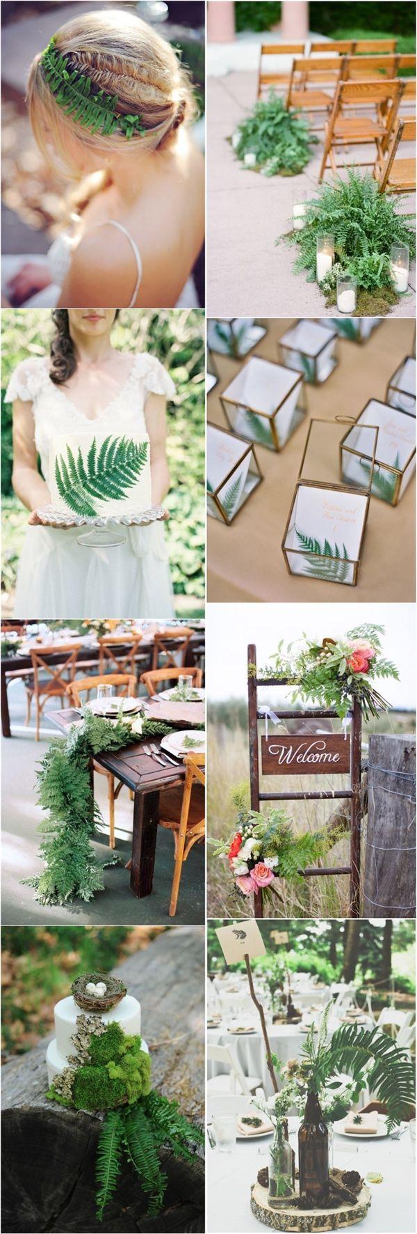 Plant wedding