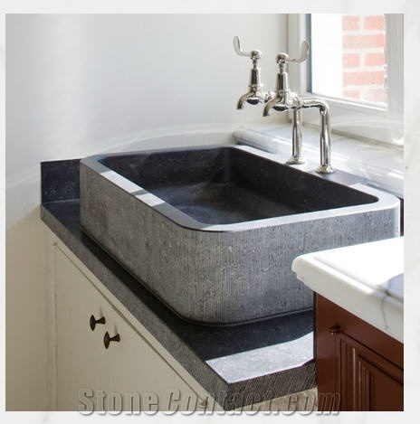 Sandstone Kitchen Sink : Kitchen Sinks